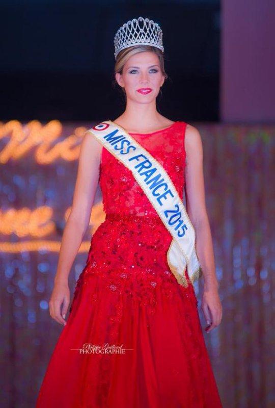 Camille - Election Miss Rhône Alpes 2015