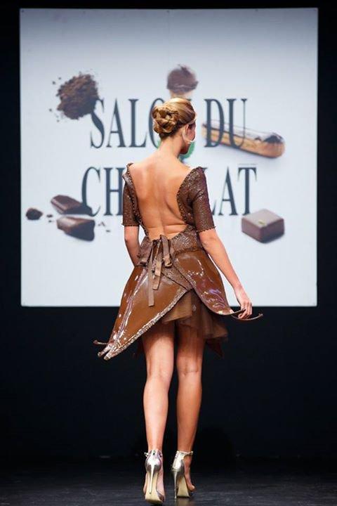 Camille - Salon du chocolat