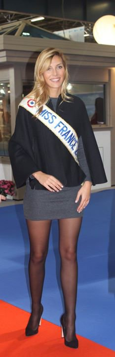 Flora - Préparation Miss Univers