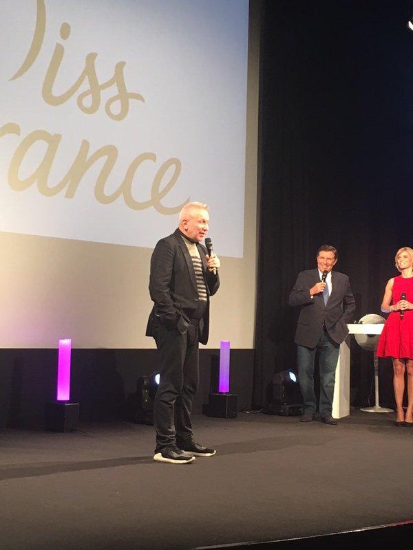 Miss France 2016 - Conférence de presse