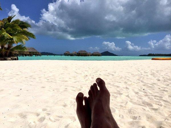 Marine - Tahiti