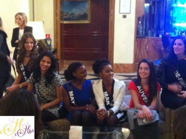 Aventure Miss France 2016 - Tahiti
