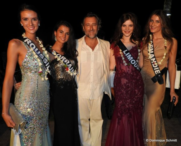 Aventure Miss France 2016 - Tahiti