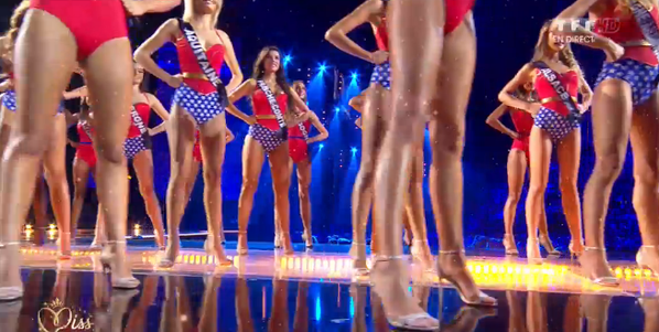 Election Miss France 2016 à Lille