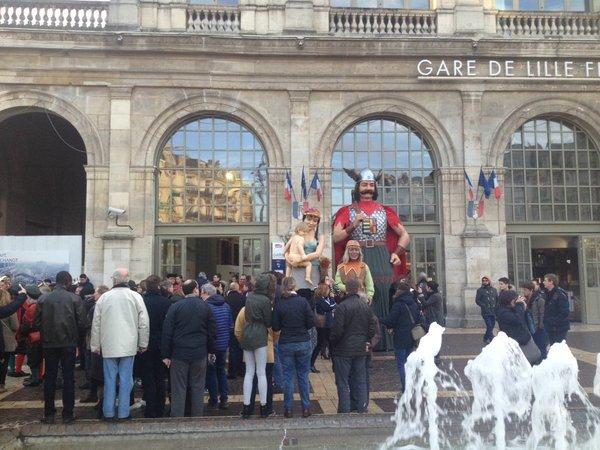 Iris - Retour à Lille