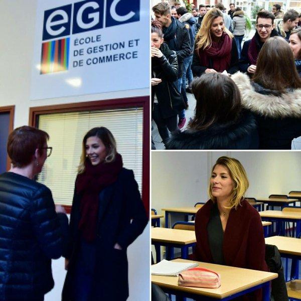 Camille - Reprise des cours à Lille