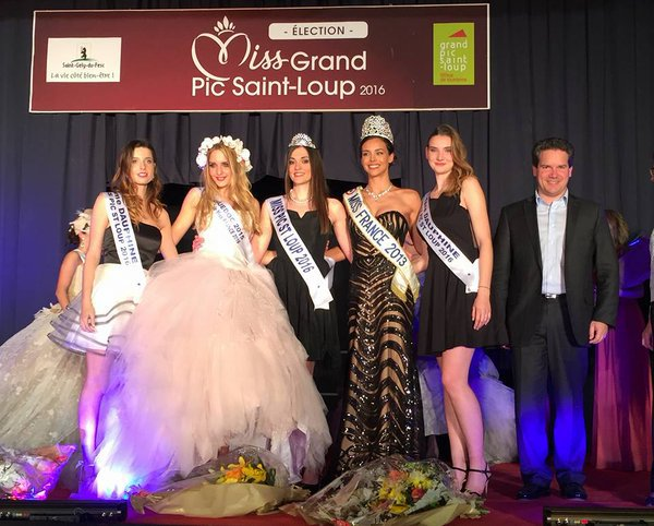 Marine - Election Miss Pic Saint Loup 2016