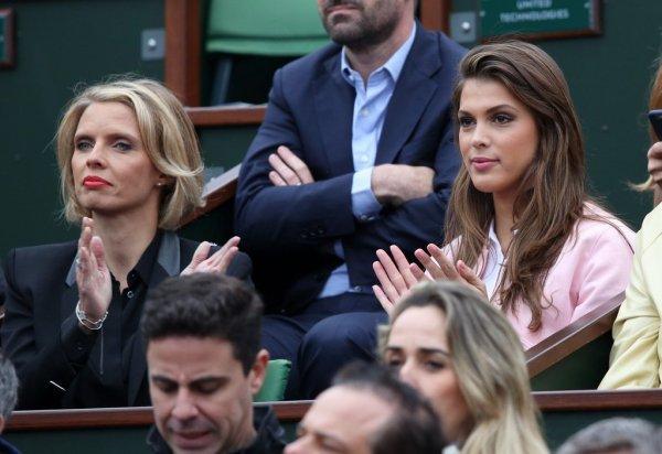 Iris Sylvie - Roland Garros