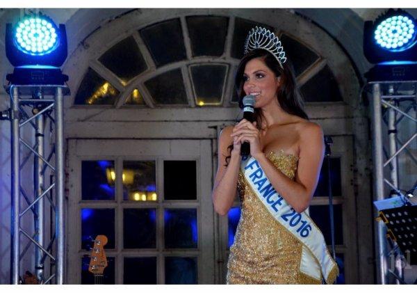 Iris - Election Miss pour Miss Rhone Alpes 2016
