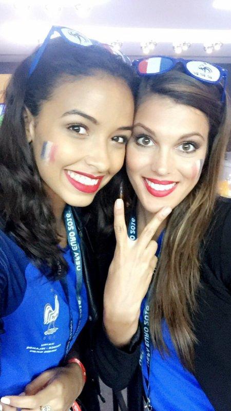 Euro 2016 - Les Miss sont à fond!