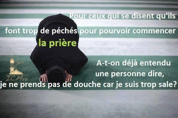 vie sans de prière se pas une vie