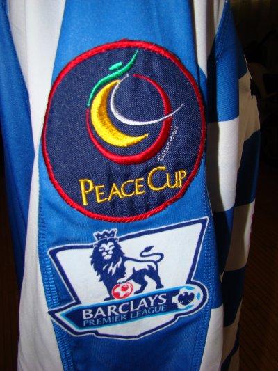 CISSE / READING / PEACE CUP
