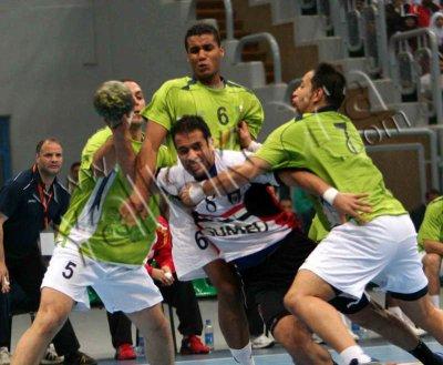 بطولة امم افريقيا لكرة اليد2012 بالمغرب من اعداد  و تقديم بكاي عمر 11-جانفي2012