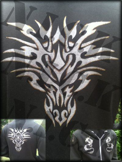 Veste - DRAGONS
