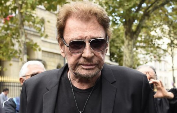 Johnny Hallyday «va bien», assure son manager