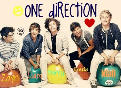One Band, One Dream, One Direction ;$♥