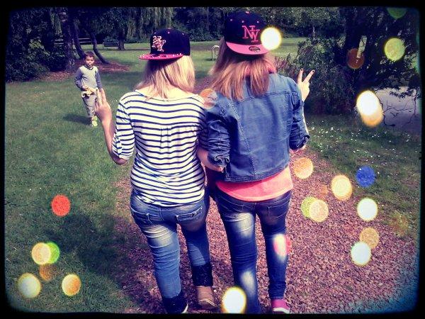 Ma meilleure la mieux la seule je t'aime ♥♥