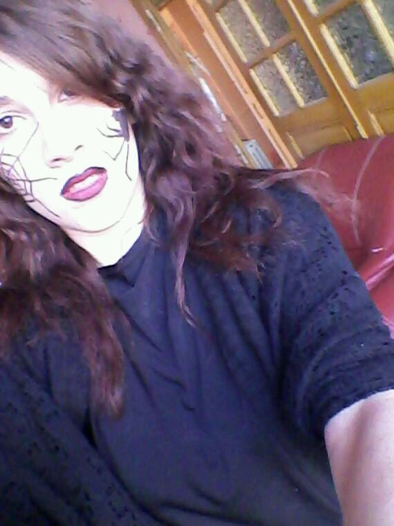 Happy halloween ! Mouahah #folle