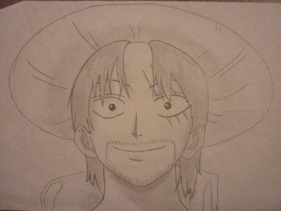 Mes dessins de One Piece ! *.*