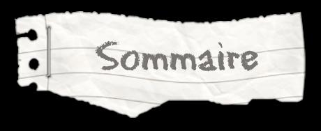 Sommaire coréen