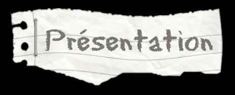 Présentation du blog et de la bloggeuse