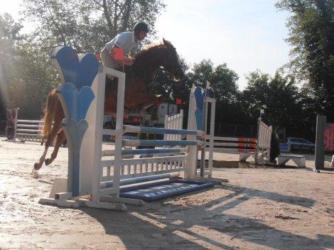 18 et 19 juin 2013 : concours jeunes chevaux CSO à Rosiére Aux Salines