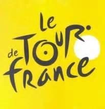 Odette sur le Tour de France pour la 5ieme étape :