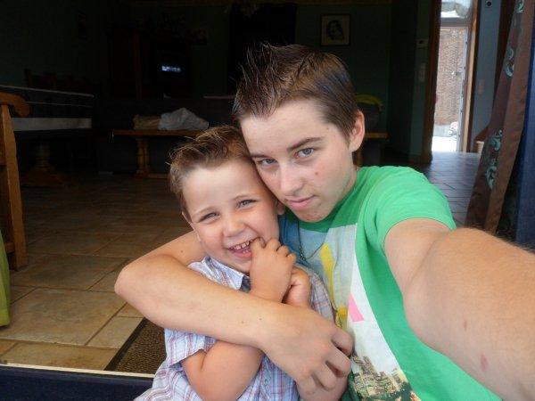Toujours mon frère et moi