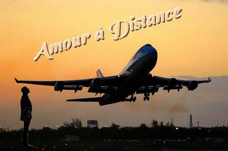 Amour a distance :'(