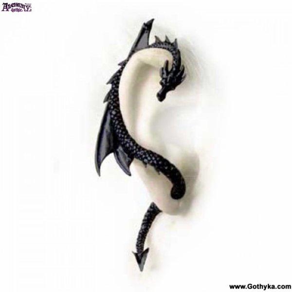 Boucle d'oreille alchemy gothic. ♥