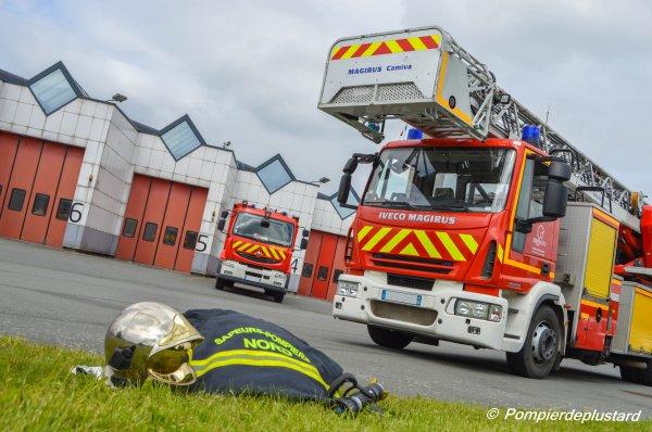 Sdis 59 (Pompiers du Nord) - Cis Seclin