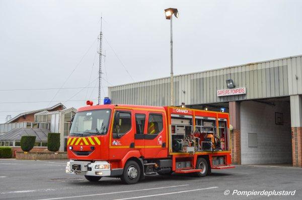 Sdis 62 (Pompiers du Pas-de-Calais) - Cis Bully-les-mines