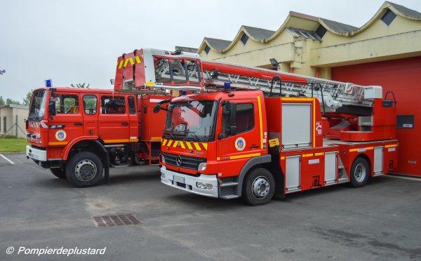 Sdis 80 (Pompiers de la Somme) - Cis Albert