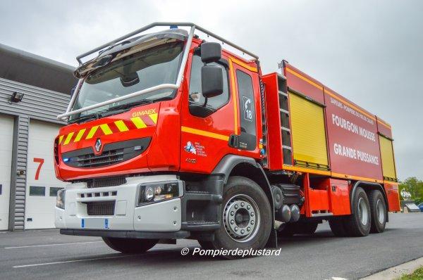 Sdis 62 (Pompiers du Pas-de-Calais) - Cis Liévin
