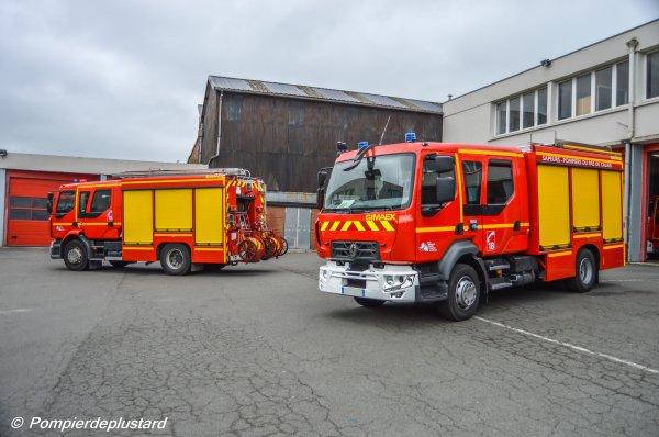 Sdis 62 (Pompiers du Pas-de-Calais) - Cis Arras
