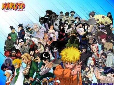 """Sondage: Qui est votre personnage préféré dans """"Naruto"""" ?"""