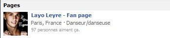 PAGE FANS FACEBOOK