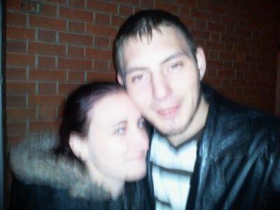 mon amour et moi 1 ans et 5 mois avec toi =) je t'aime <3 (l)