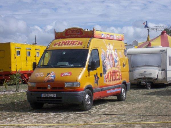Grand Reportage Sur Le Cirque Pinder 2015 !