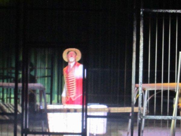 reportage cirque Medrano a Niort 11
