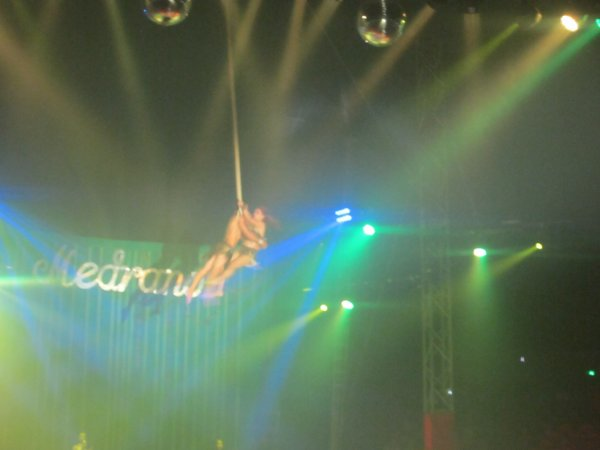 reportage cirque Medrano a Niort 18