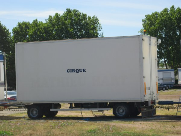 reportage cirque A . Fratellini