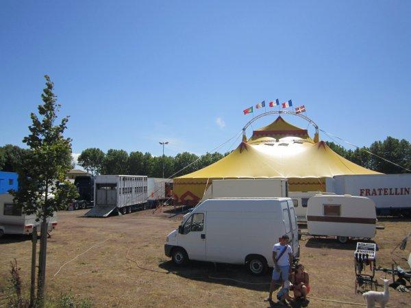 reportage cirque A. Fratellini