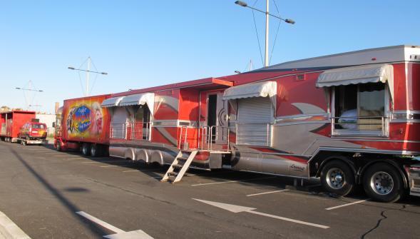 Étaples : tensions autour de l'installation d'un cirque sur le port