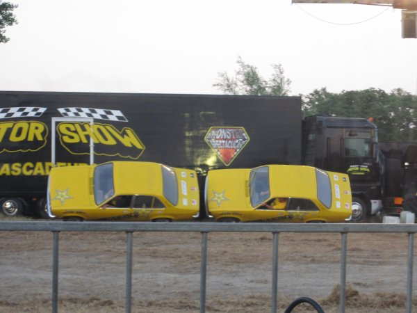 Les Motor Show Cascadeurs au Grau du Roi
