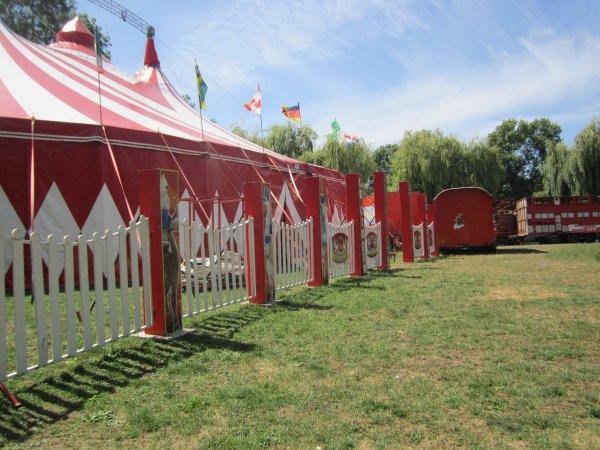 Le Cirque Joseph Bouglione a Soubise