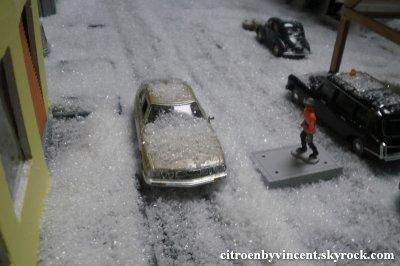 Rallye de Citropolis - Première Partie