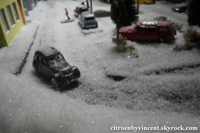 Rallye de Citropolis - Seconde Partie