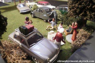 Petite fête à Citropolis