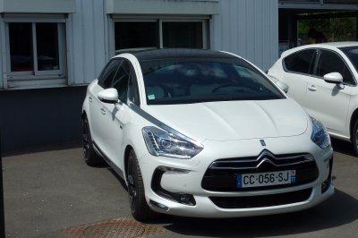 Expo Citroën chez mon Garagiste